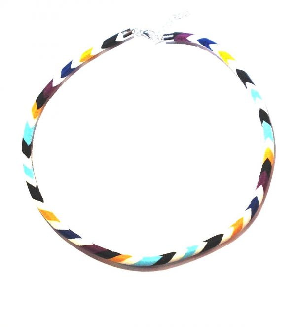 tekstil-smykke-flerfarget