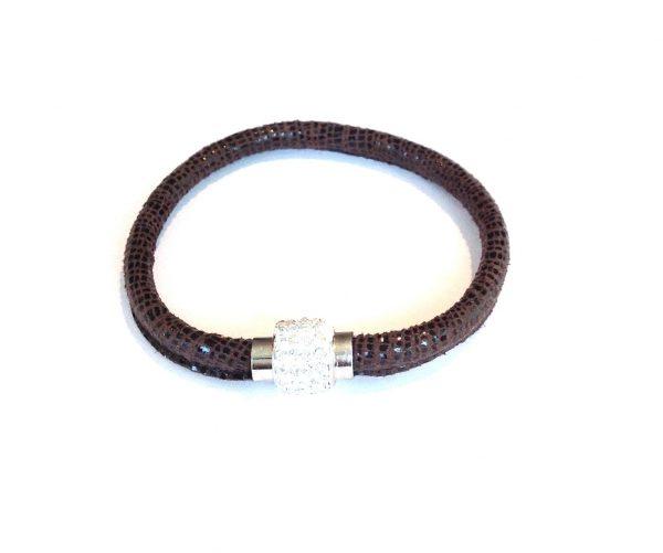 brun-lammeskinn-print-armbånd
