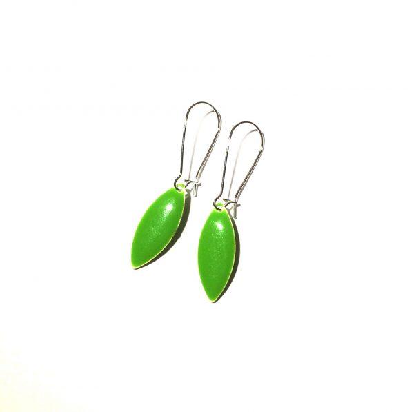 grønn-øreanheng-ørepynt