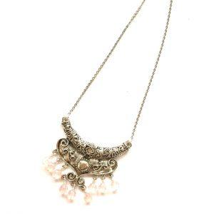 bohem-rosa-smykke-halskjede