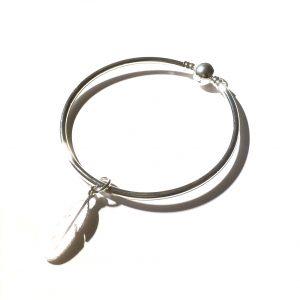 klassisk-fjær-armbånd-armring