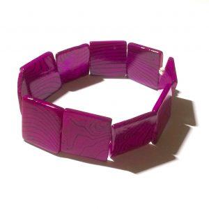 rosa-perlemor-skjell-armbånd