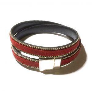 rød-armbånd