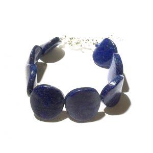 blå-lapis-lazuli-stein-armbånd