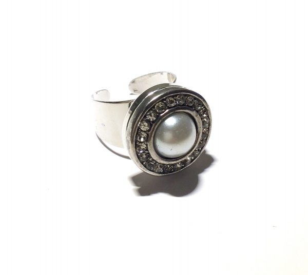 perle-glitter-justerbar-onesize-ring