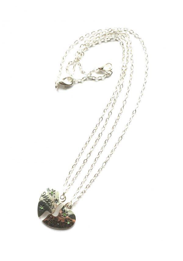 mor-datter-hjerte-smykke-halskjede