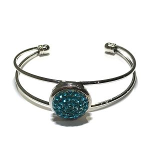 turkis-blå-bling-glitter-bangle-armbånd-armring