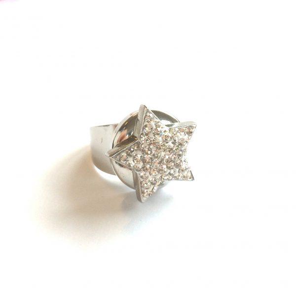 bling-glitter-stjerne-justerbar-onesize-ring