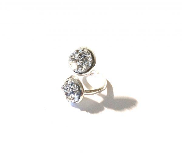 glitter-sølv-ring