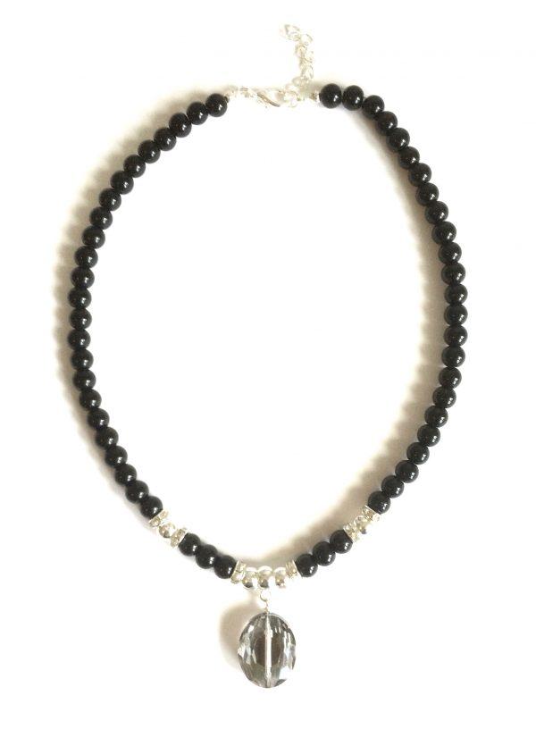 sort-bling-elegant-eksklusiv-smykke