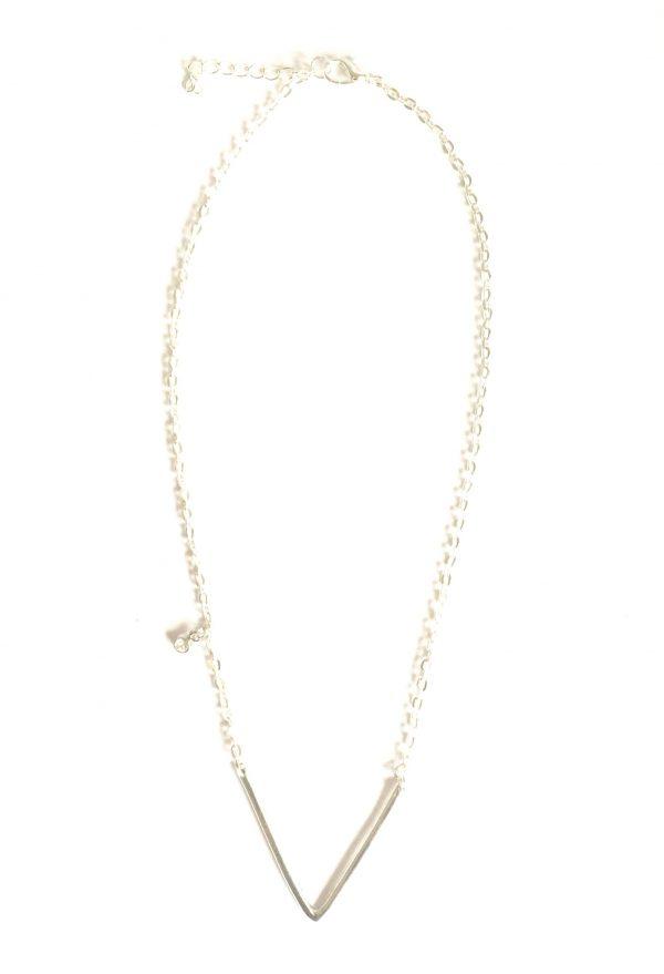 v-smykke-halskjede