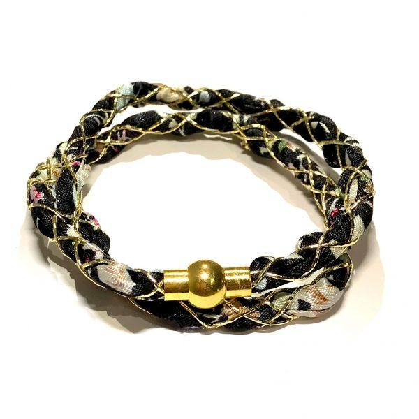 sort-gull-søtt-armbånd