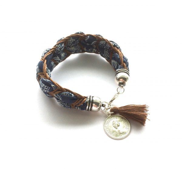 blå-bohem-dusk-mynt-armbånd