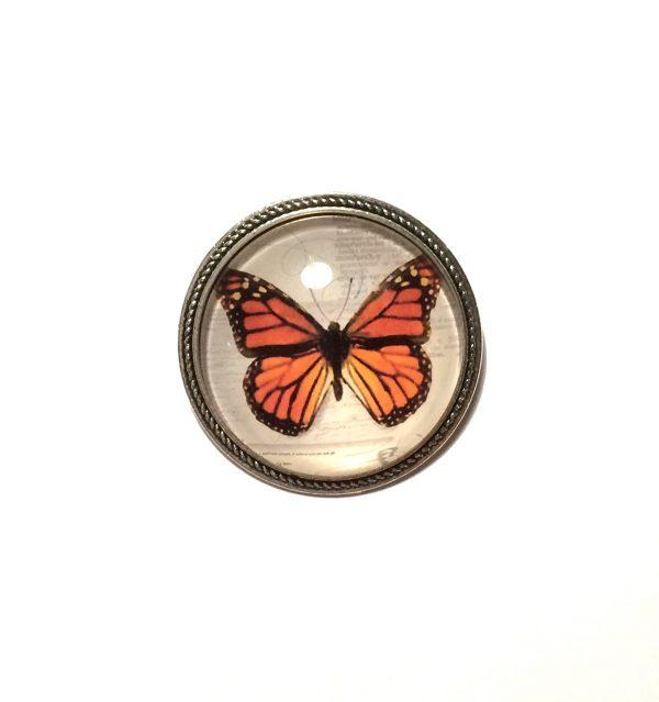 orange-sommerfugl-brosje