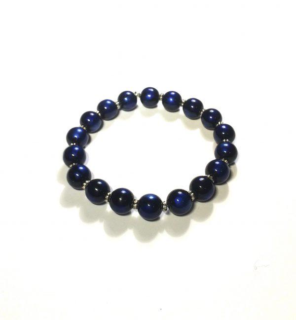 blå-glass-armbånd