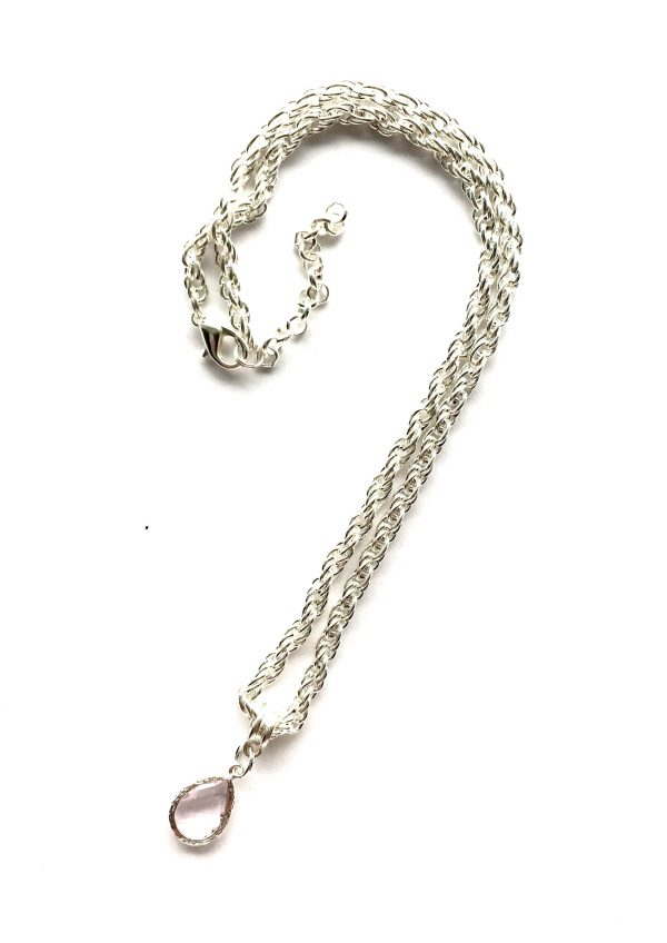 sølv-zirkonia-smykke