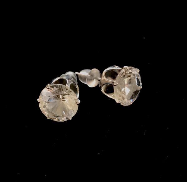 klassisk-sølv-blank-øredobber-ørepynt
