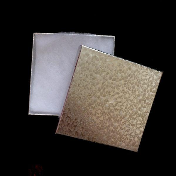 sølv-gaveeske