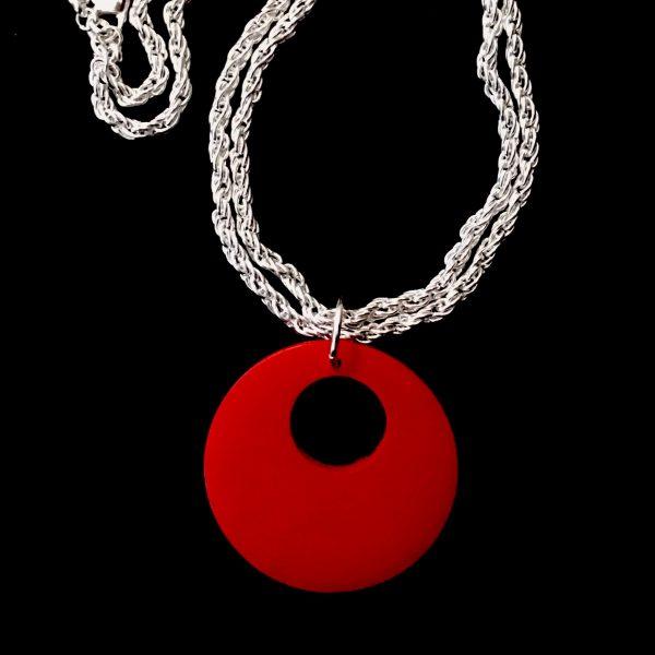 rød-tre-statement-tøff-smykke-halskjede