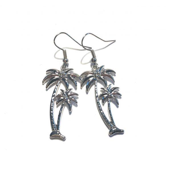 sommer-palme-øreanheng-ørepynt