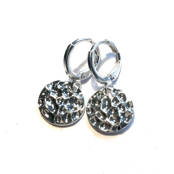 sølv-ørepynt-øreanheng