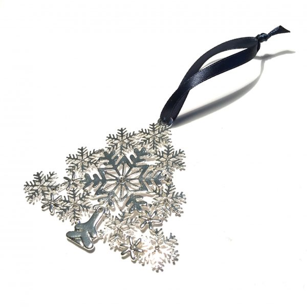 sølv-bling-blå-juletrepynt-julepynt