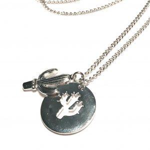 sølv-kaktus-smykke-halskjede