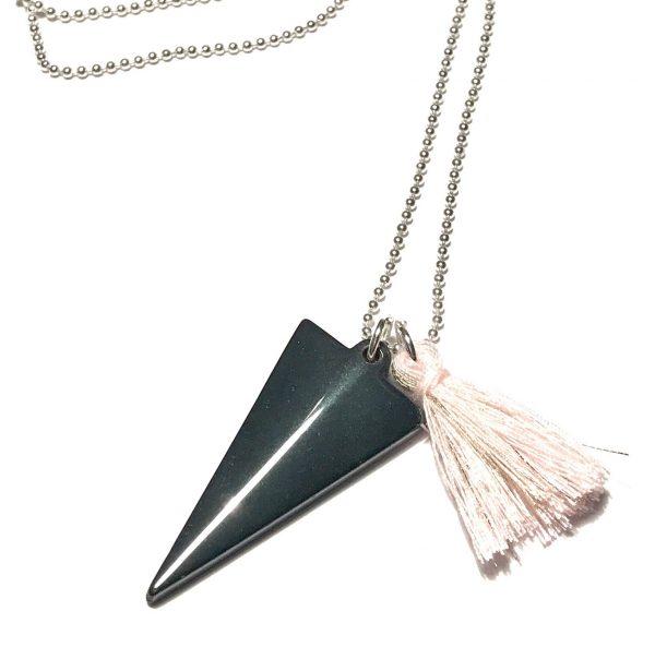 blodstein-rosa-dusk-smykke-halskjede