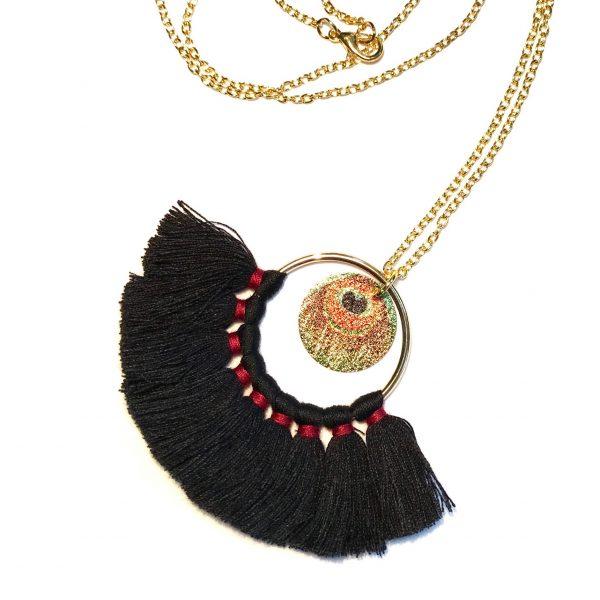 bohem-sort-dusk-smykke-halskjede