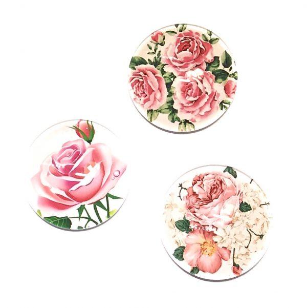 rose-blomst-kjøleskap-magnet
