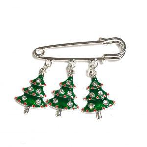 grønn-juletre-jul-nål-brosje