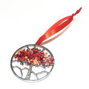 sølv-rød-tre-juletrepynt-julepynt