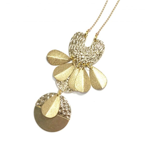 gull-glitter-stardust-smykke-halskjede-bohem