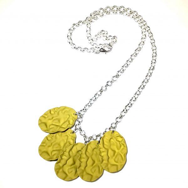 gul-sølv-smykke