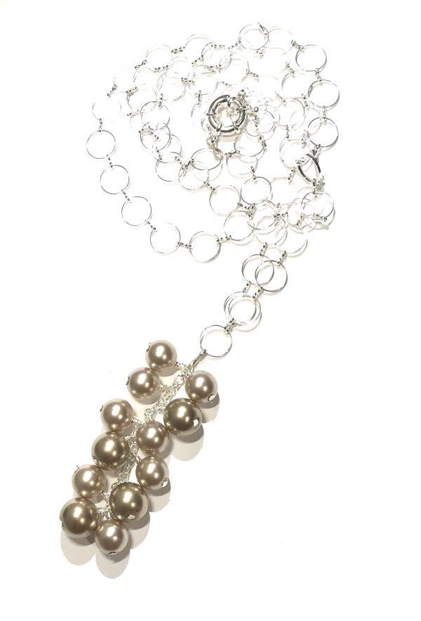 brun-perle-smykke-halskjede