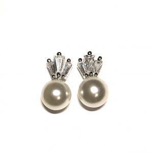 bling-krone-perle-øredobber-ørepynt