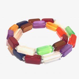 fargerikt-elastisk-armbånd