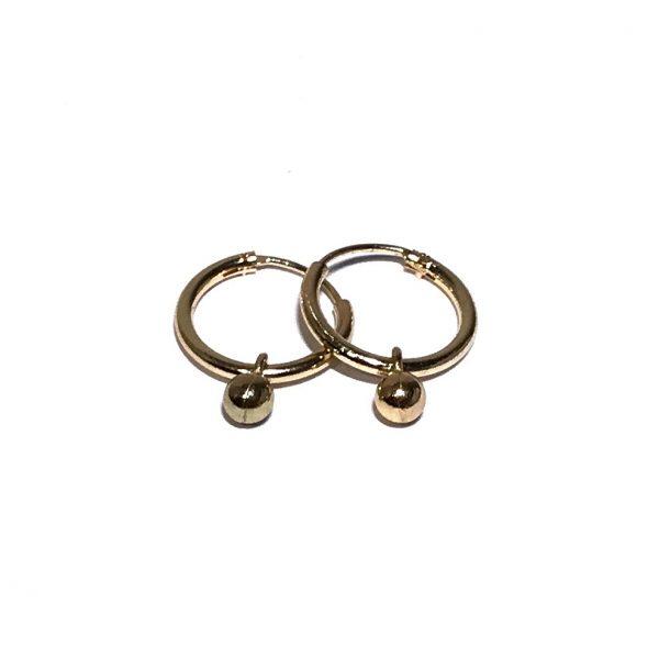 gull-ørepynt-øreringer