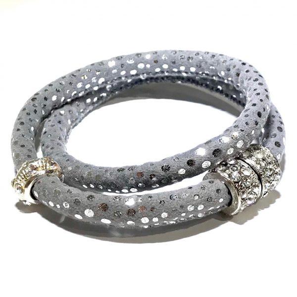 grå-print-magnet-bling-armbånd