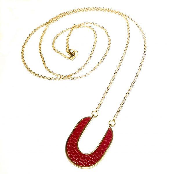 rød-smykke-halskjede