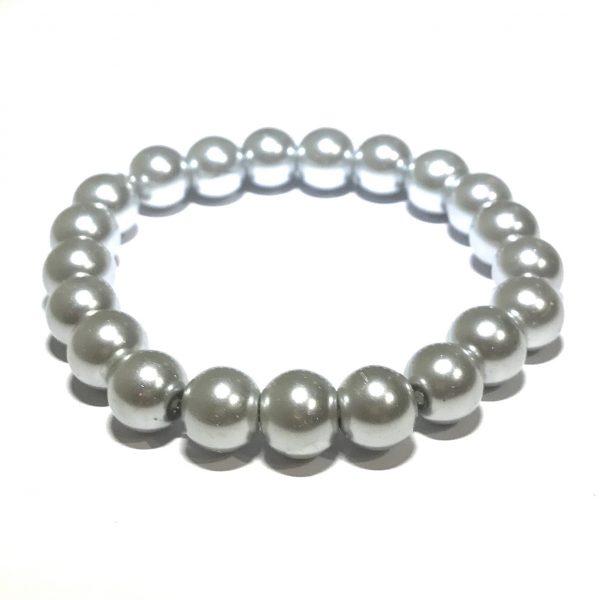 grå-perle-armbånd