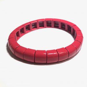 rød-elastisk-armbånd