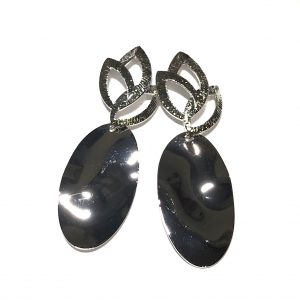 sølv-øreanheng-ørepynt