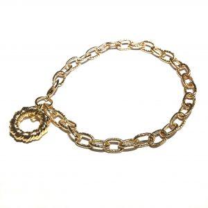 elegant-klassisk-enkelt-gull-armbånd