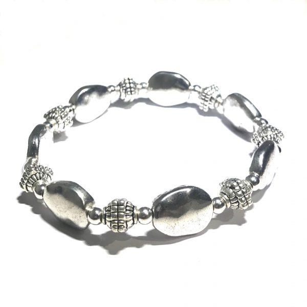 sølv-armbånd