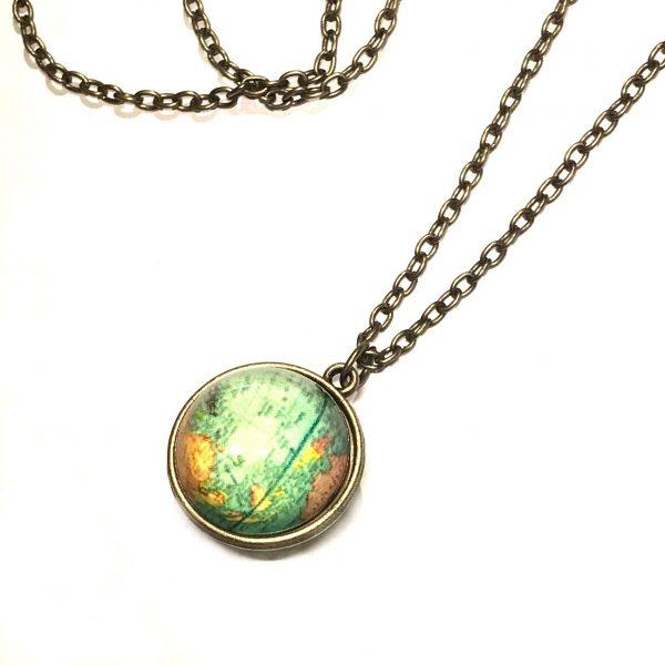 globus-jordklode-reise-smykke-halskjede