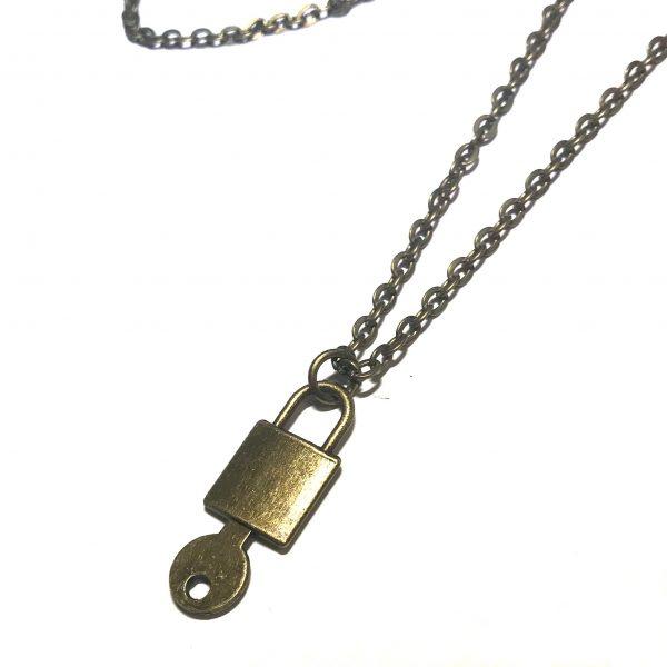 hengelås-smykke-halskjede