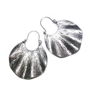 sølv-boho-bohem-vintage-øreanheng-ørepynt