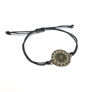 bohem-sort-armbånd