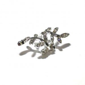 blank-glitter-sølv-earcuff-ørepynt-øredobber